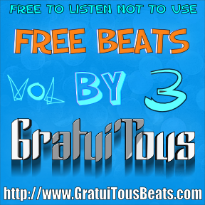 FREE BEATS By GratuiTous Vol. 3-287x287