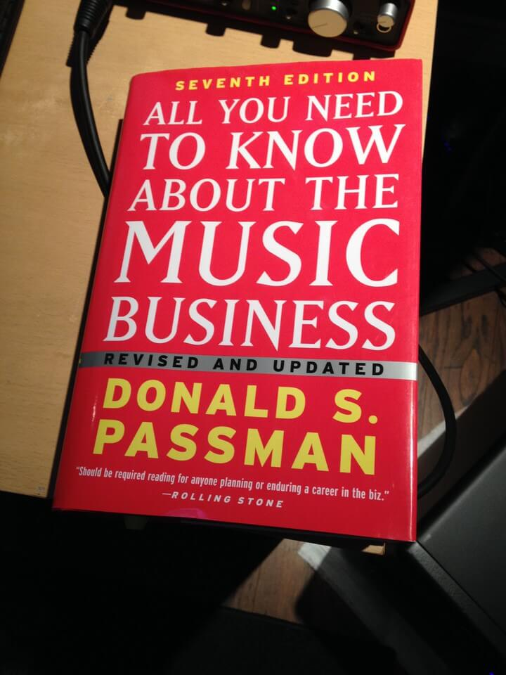 All You Need to Know About The Music Industry - Donald S. Passman - Seventh Edition