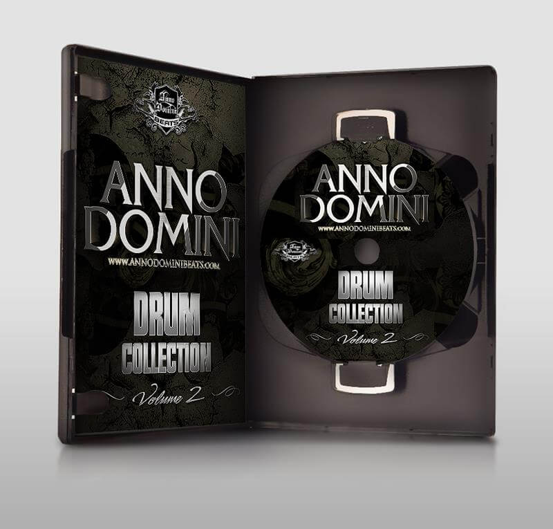 Anno Domini Drum Collection Vol. 2 – REVIEW