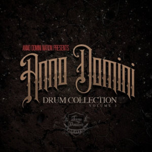 Anno Domini Drum Collection Vol. 3 - Flat