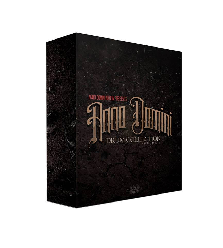 Anno Domini Drum Collection Vol. 3 – REVIEW