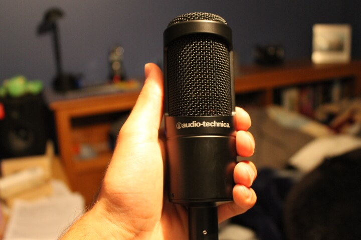 Audio Technica 2035 – REVIEW
