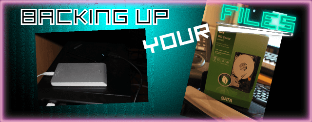 How To Back Up Your Files (System Imaging)