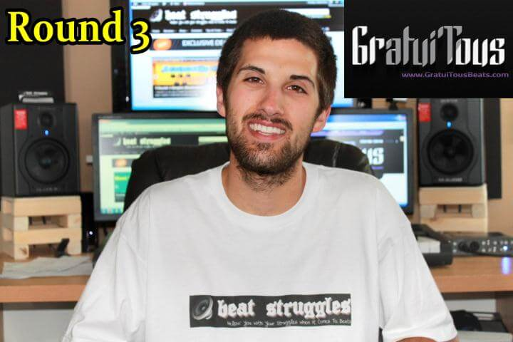 Beatmaking With GratuiTous Round 3!