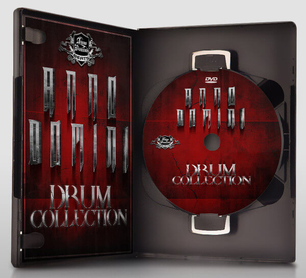 Anno Domini Drum Collection Vol. 1 – REVIEW