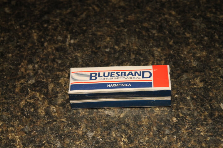 Beatstruggles - BLUESBAND Hohner International Harmonica (1)