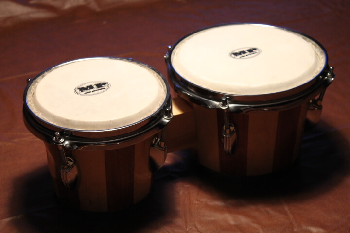 Beatstruggles - Mano Percussion Bongos