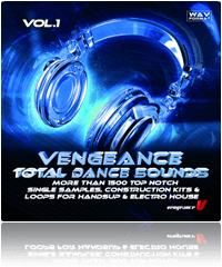 Vengeance Total Dance Sounds Vol. 1 – REVIEW
