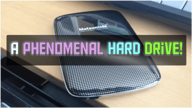 Best Hard Drive for Backing Up
