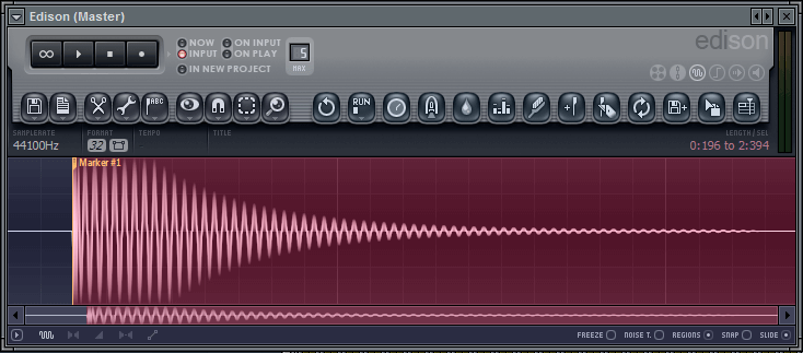How To Save Effects From Sounds In Edison