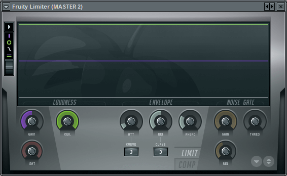 FL Studio - Fruity Limiter