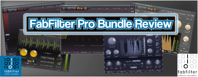 FabFilter Pro Bundle Review