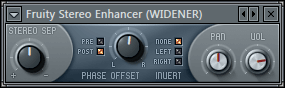 Fruity Stereo Enhancer