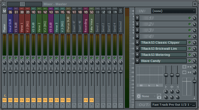 How To Use The Mixer In FL Studio