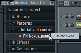 "This does not delete your automation clip, but the ""image"" FL Studio took when you did create it. In other words, you're now free to adjust to taste!"