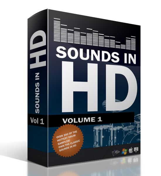 SoundsinHD Drum Kit Vol. 1 – Review