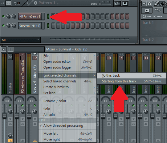 Set Up Side-chain FL Studio