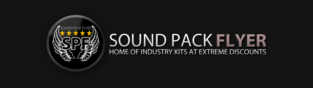 Sound Pack Flyer - LOGO - 1064x300