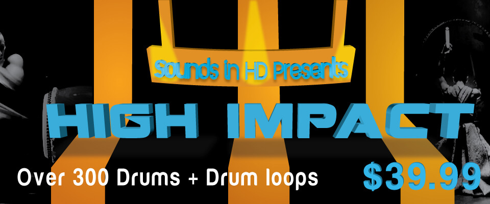 High Impact Sound Kit – Review SoundsinHD