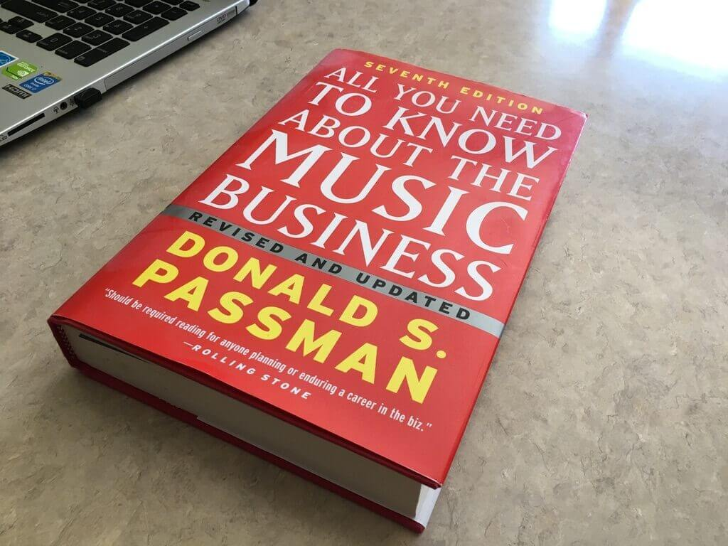 all you need to know about the music business donald s. passman