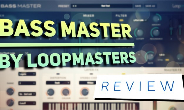 Bass Master VST by Loopmasters – REVIEW
