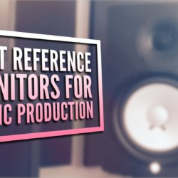 best reference monitor speakers