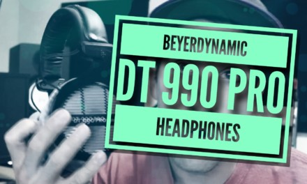 beyerdynamic DT 990 PRO Headphones – REVIEW