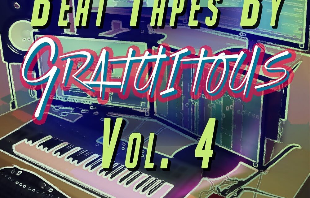 BEAT TAPES By GratuiTous Vol. 4