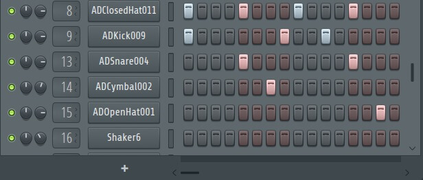 Drum Pattern Examples in FL Studio • GratuiTous