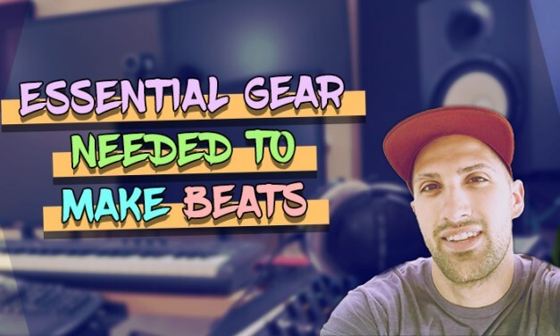 [COURSE] – Essential Gear Needed to Make Beats