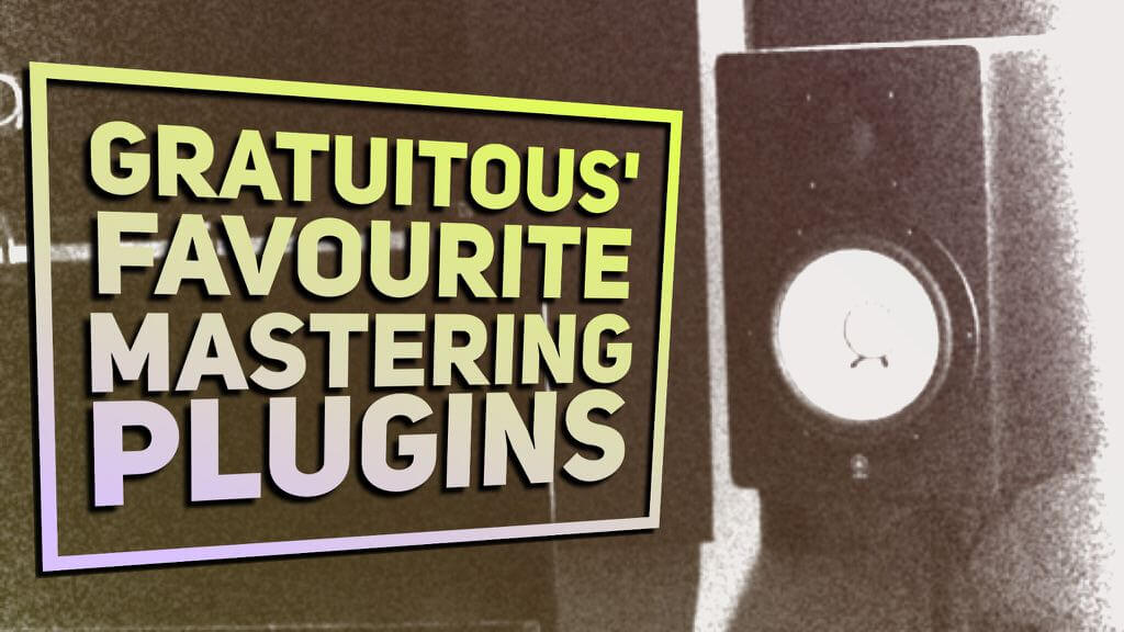 My Favorite Mastering Plugins