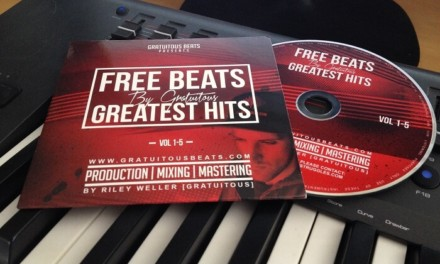 FREE BEATS By GratuiTous GREATEST HITS Vol. 1-5