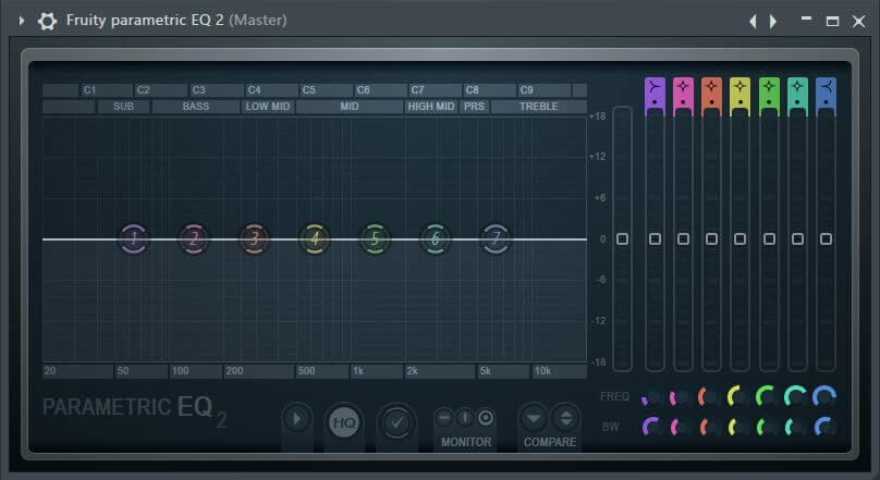 fruity parametric eq 2