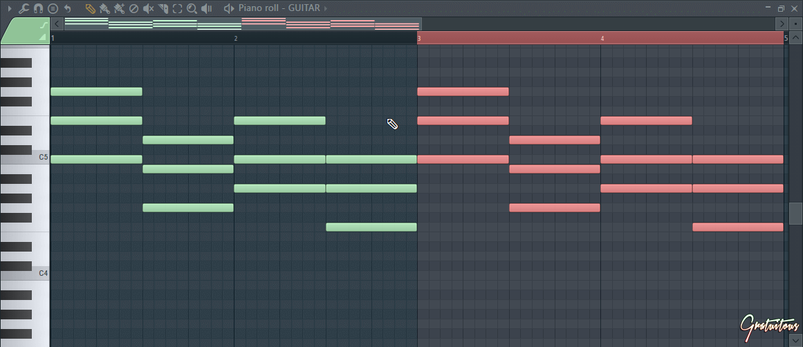 copy and paste pattern fl studio