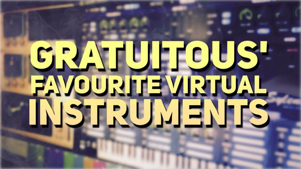My Favorite VSTs for Music Production