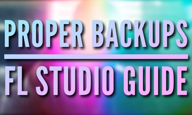 The Ultimate Guide to Backing Up Your Songs in FL Studio 20