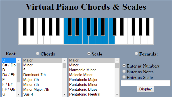 Before Making Your Beat Choose Your Scale And Key First Gratuitous