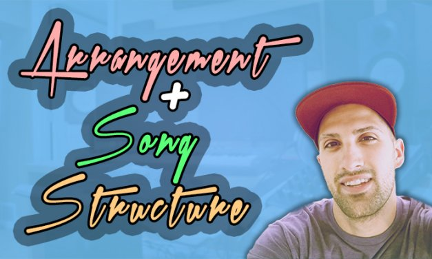 [COURSE] – Song Structure and Arrangement