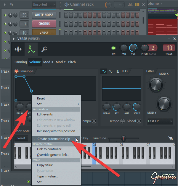 How to use automation in fl studio 20 | FL Studio 20 1 2 887